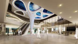 設計之星|麗寶廣場(LIHPAO PLAZA)LED顯示屏|新型購物中心視覺傳遞典范