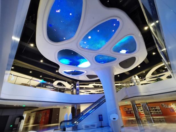 LED互動智慧樹