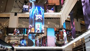 零售店鋪LED屏
