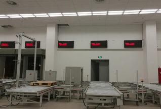 自动化仓储LED显示屏